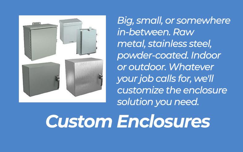 Resolve One Custom Enclosures