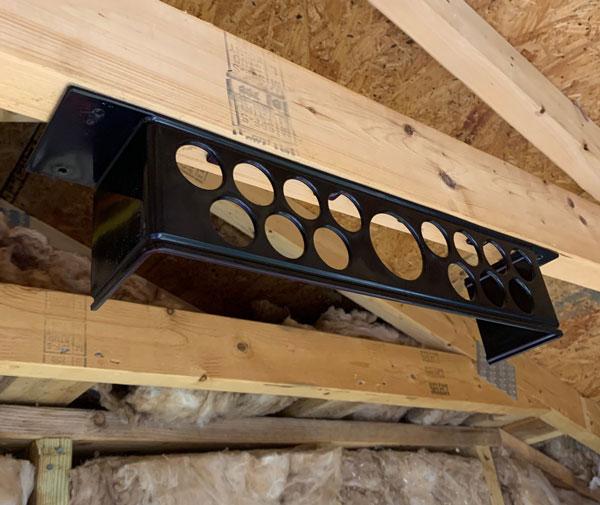 Resolve One Ceiling Resi Rack