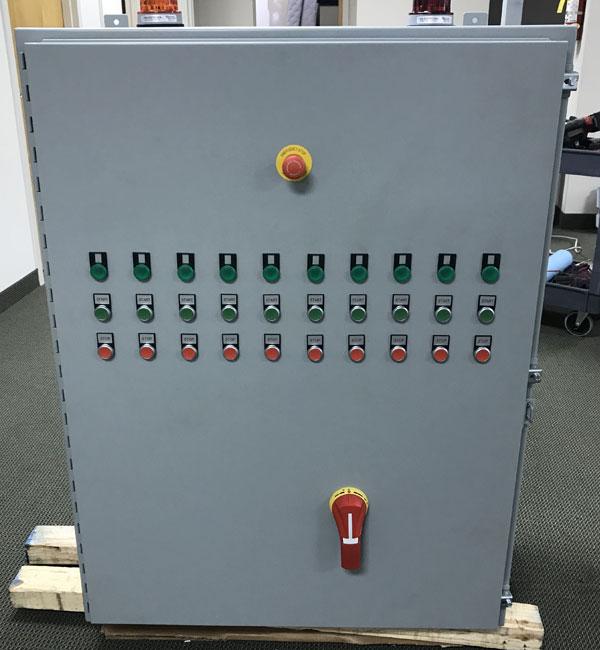 Resolve One Custom Control Panel
