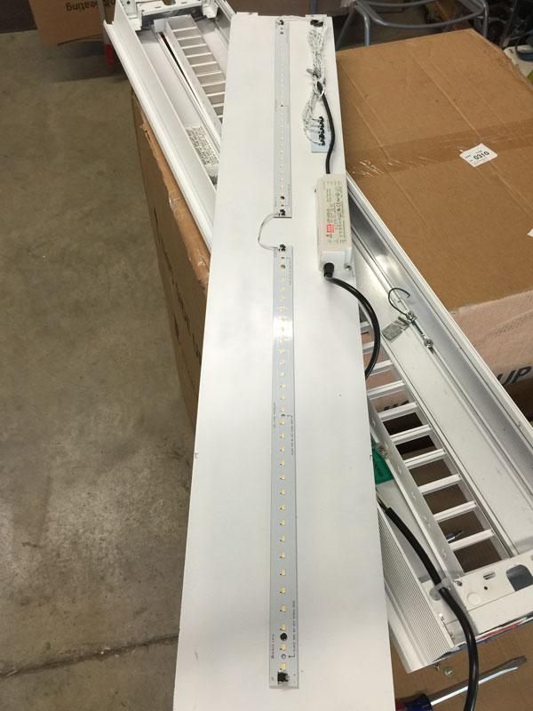 Lighting LED Conversions & Repairs