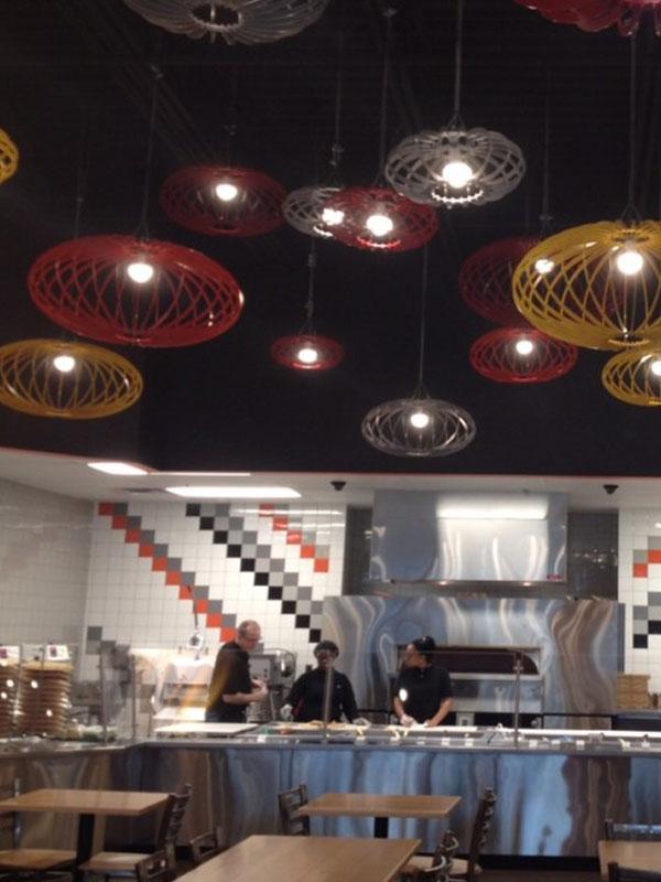 Lighting Design & Fabrication