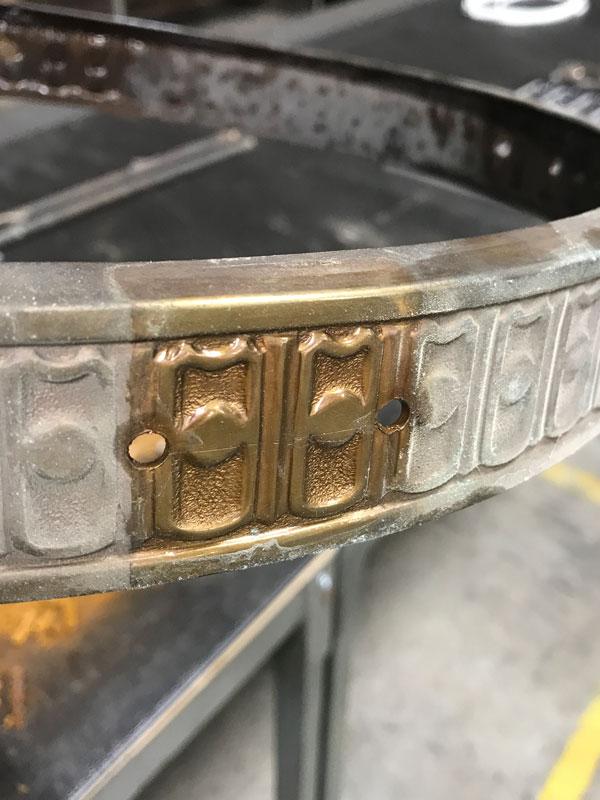 Custom Light Fixtures Re-Purposing