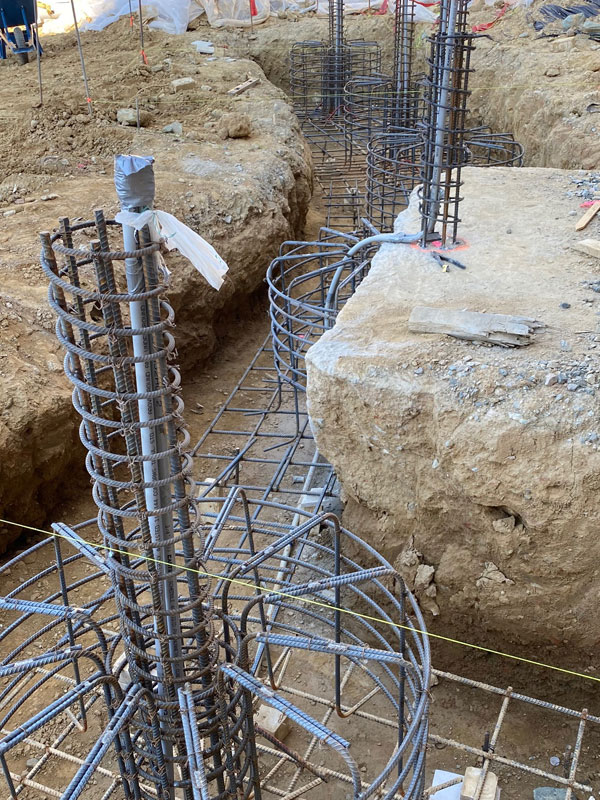 """Resolve One Offers Prefab Rebar Solutions with up to 1"""" rebar"""