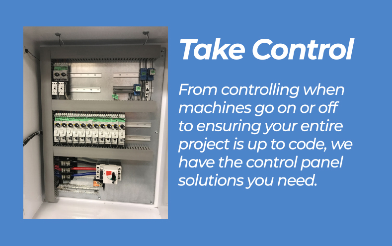 Resolve One Control Panel page image