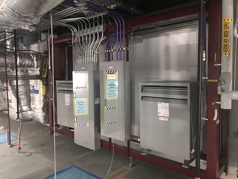 Resolve One Prefab Power Module Solutions