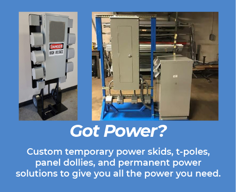 Resolve One Power Solutions image grid